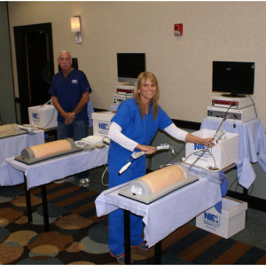 3 stations for EVH make sure NIFA students get the training they deserve!